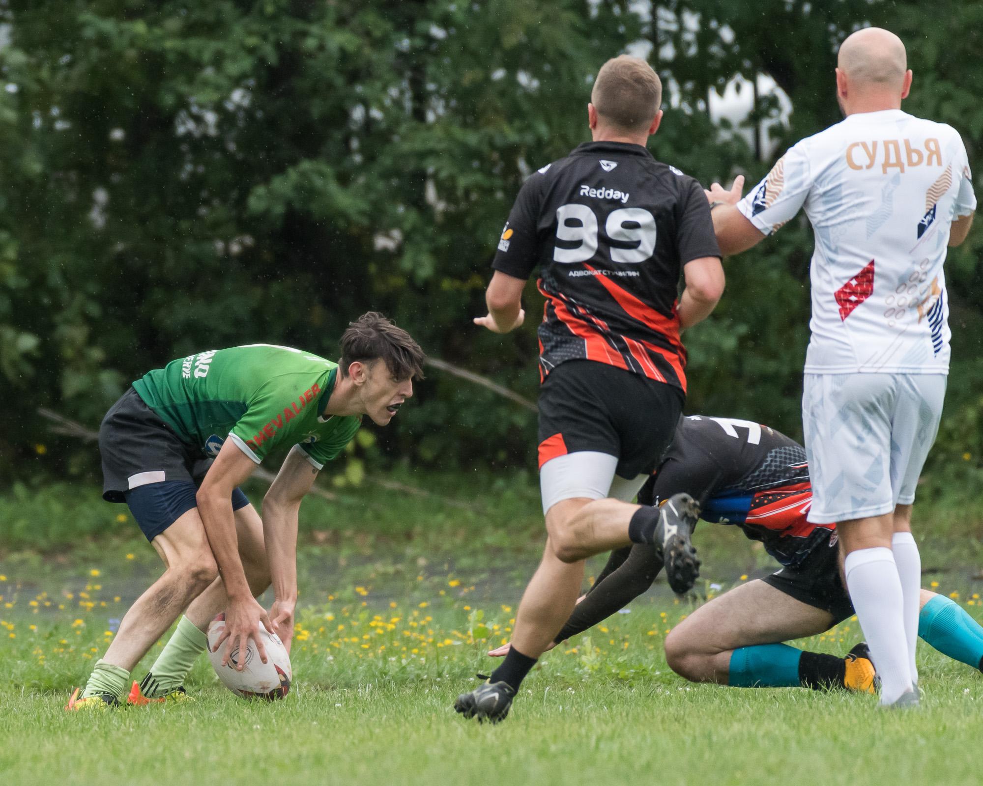 «Черно-оранжевые» возглавили турнирную таблицу Второго дивизиона. Отчет о матче «Тушино» - «Форум».