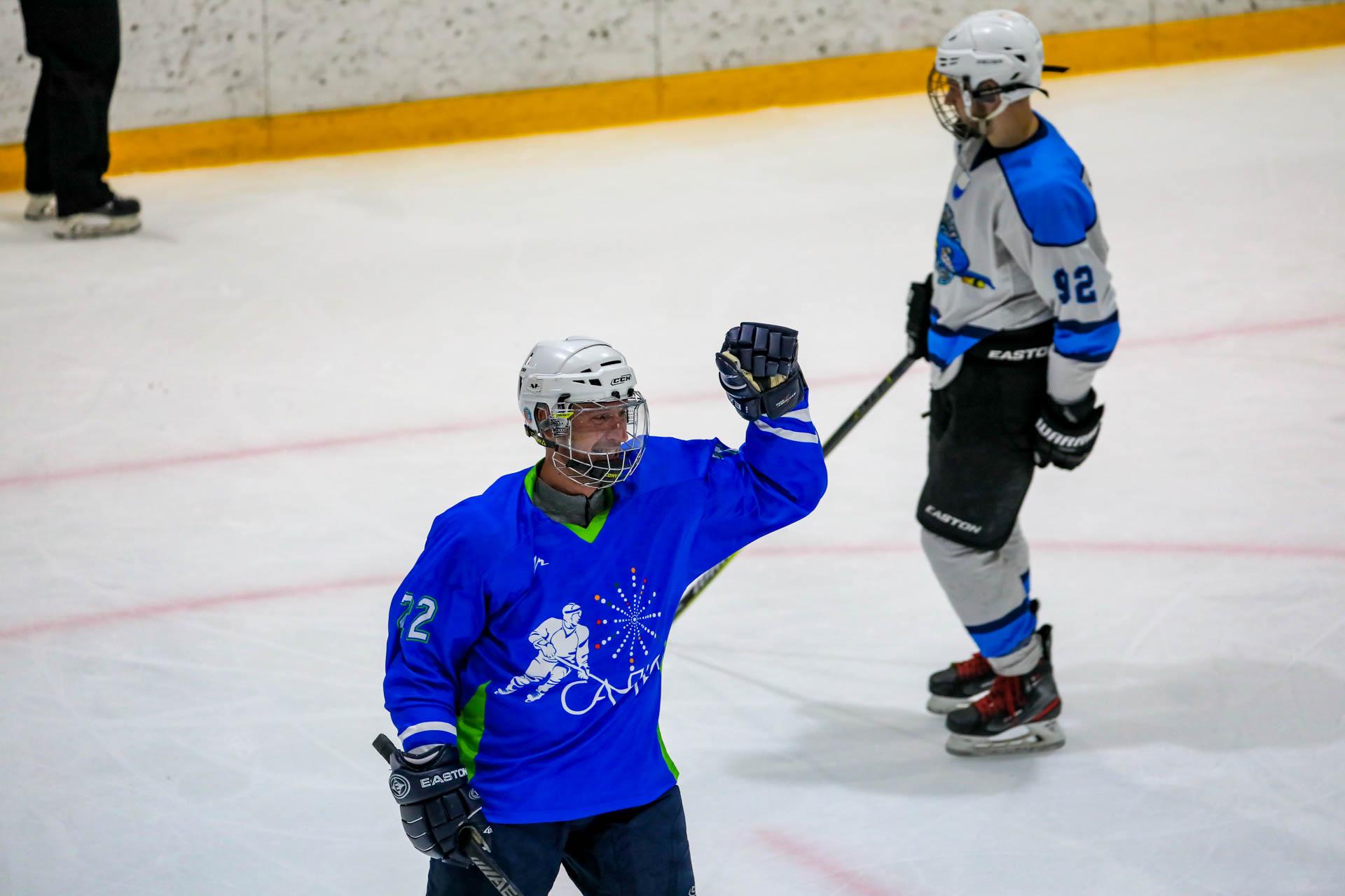В Москве завершился второй тур  Чемпионата Хоккейной Лиги «Трудовые Резервы» среди любителей