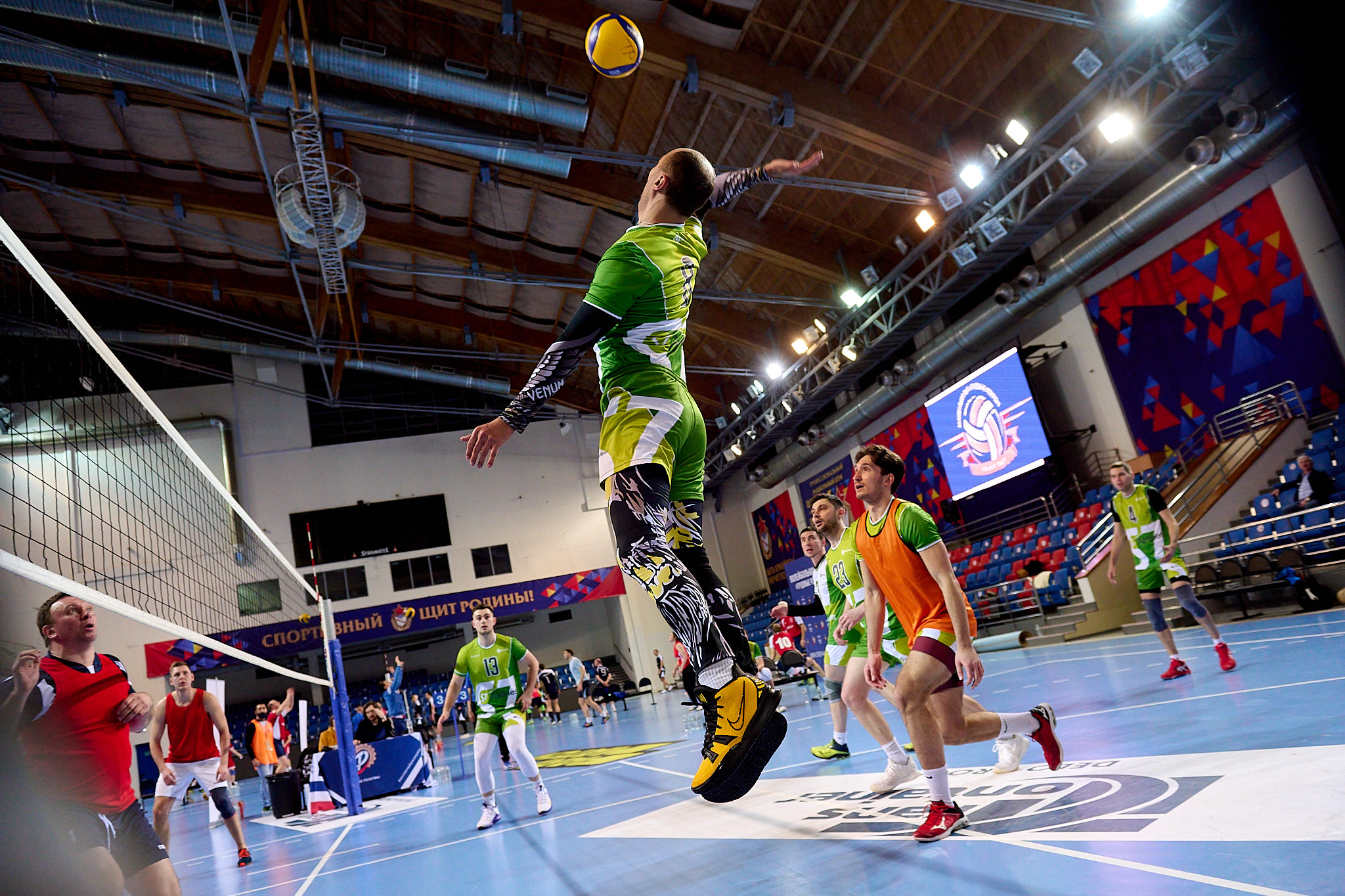 Волейбольная лига «Трудовые Резервы» открыла прием заявок для команд на участие в осеннем сезоне Чемпионата
