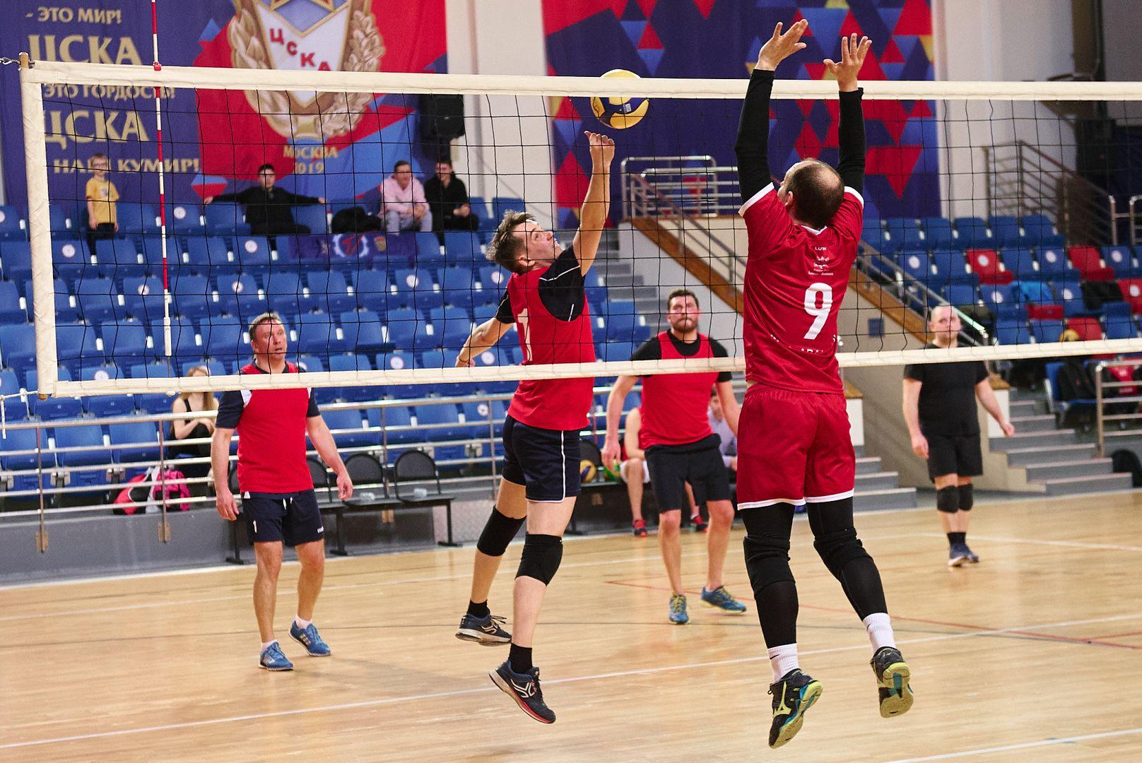 В Москве стартует осенний сезон Волейбольной Лиги «Трудовые Резервы» для корпоративных команд