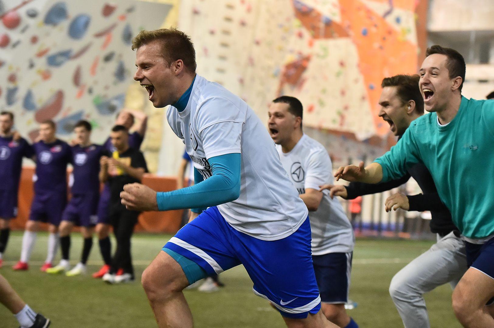 В Москве стартует осенний этап Футбольной Лиги «Трудовые Резервы» среди корпоративных команд