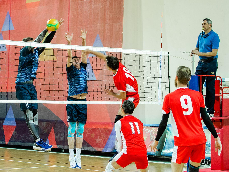 В Москве стартовал новый сезон Волейбольной лиги «Трудовые резервы»