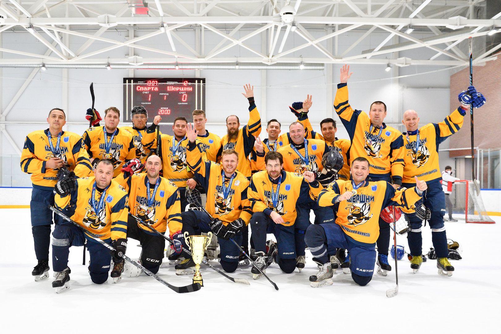 Хоккейная Лига «Трудовые Резервы» проведет самый крупный предсезонный турнир среди любительских команд