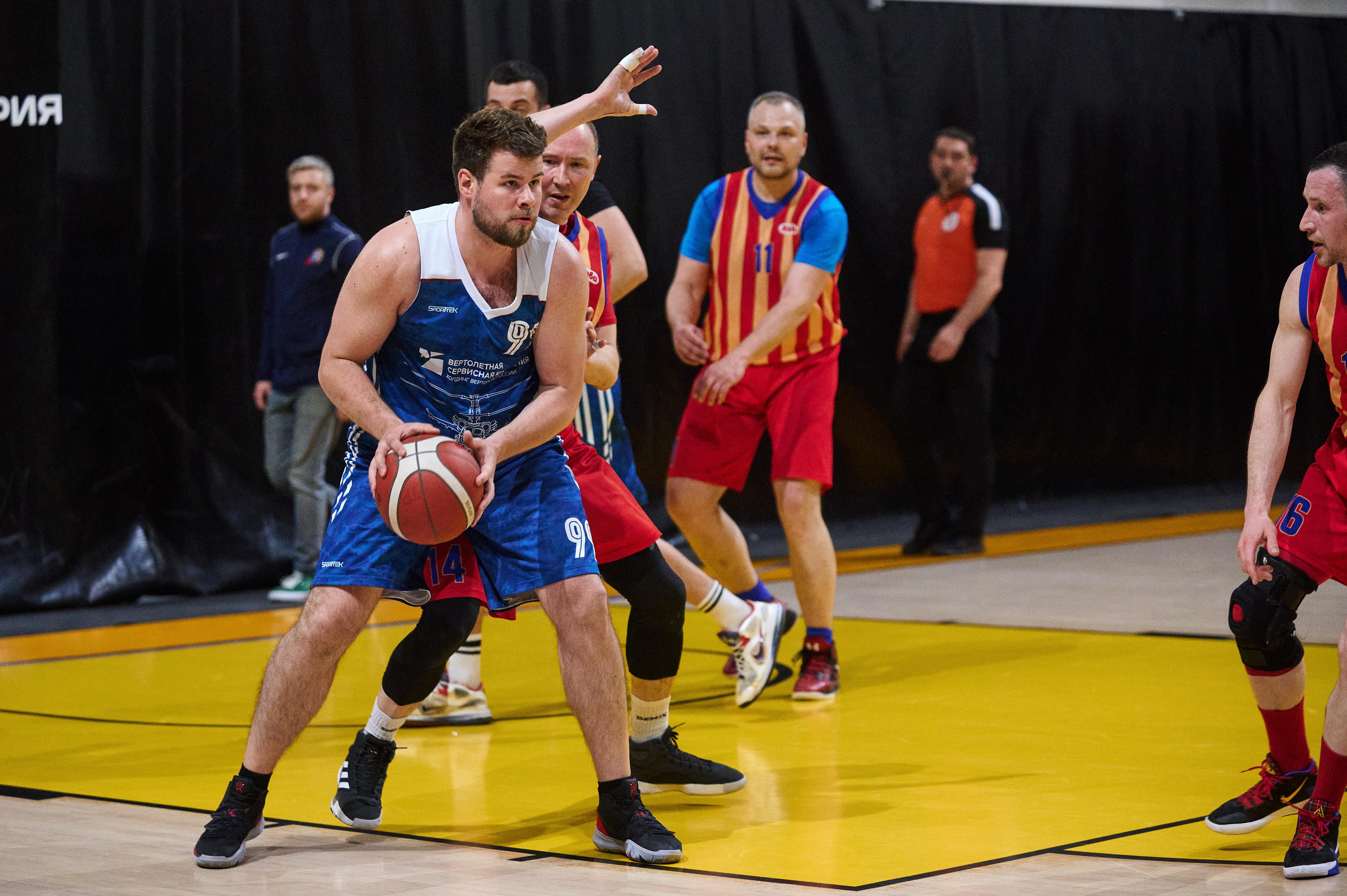 Прямиков в финал: как прошли полуфинальные матчи Чемпионата Баскетбольной лиги «Трудовые резервы»
